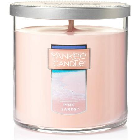 Yankee Candle Medium 2 Wick Tumbler Candle  Pink Sands