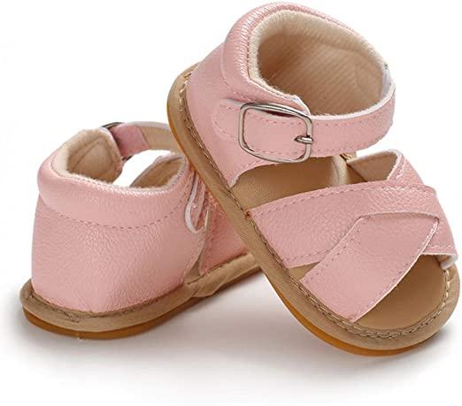 Details about  /Sandals Sneaker  Prewalker Soft Sole Crib Shoes Newborn Baby Boys Girls Garden