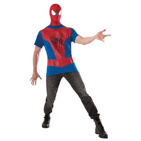 Marvel Spider-Man 2 Men's Costume Kit (Spiderman Costume 2)