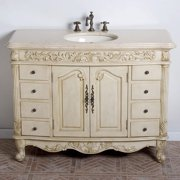 B&I Direct Imports Durham 48'' Single Bathroom Vanity Set