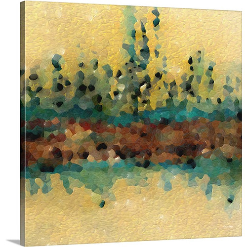 Canvas On Demand 'Cast All Your Anxiety. 1 Peter 5:7' by Mark Lawrence Painting Print on Canvas