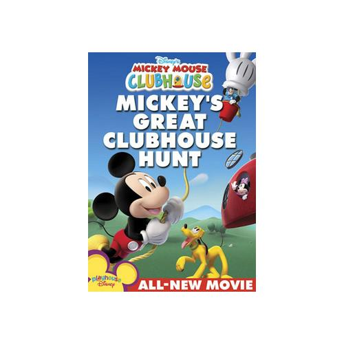 Mickey Mouse Clubhouse: Mickey's Great Clubhouse Hunt (Widescreen)