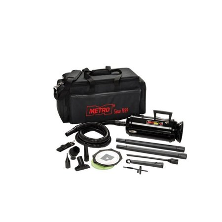 MetroVac DataVac Pro Series Toner Vac and Micro Cleaning Tools with Carry Case Data Vac Pro Series