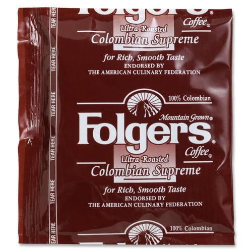Folgers UltraRoast Colombian Coffee (Pack of 150)
