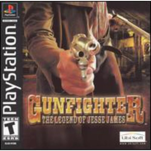 Gunfighter: The Legend of Jesse James PSX