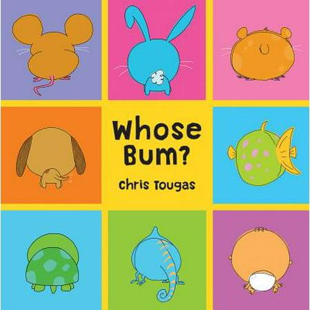 Whose Bum (Board Book)