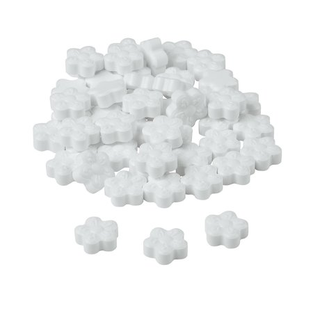 Fun Express - White Candy Flowers for Wedding - Edibles - Hard Candy - Dextrose - Wedding - 649 Pieces](Flowers And Candy)
