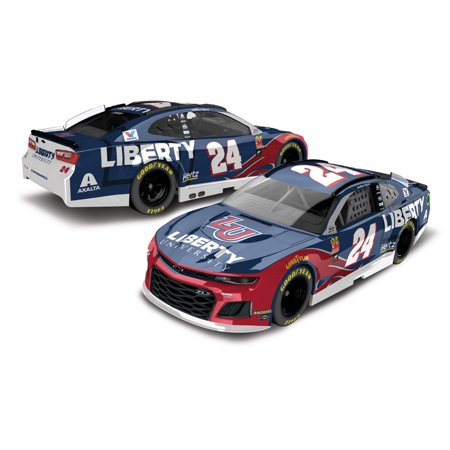 William Byron Action Racing 2019 #24 Liberty University 1:64 Regular Paint Die-Cast Chevrolet Camaro ZL1 - No