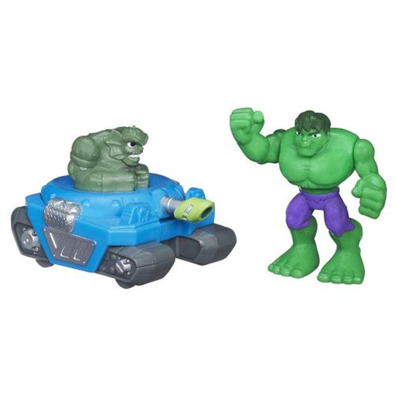 Playskool Heroes Super Hero Adventures Mini Masters Hulk by