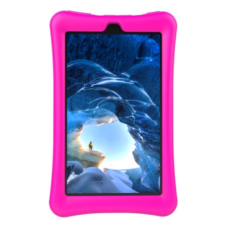 Kidds Silicone Case Cover For 2019 Amazon Kindle Fire HD (Best Case For Fire Hd 8 2019)
