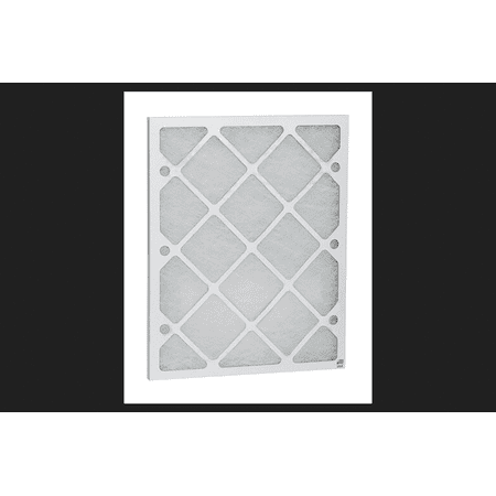 Best Air 24 in. L x 24 in. W x 1 in. D Polyester Synthetic Disposable Air Filter 7