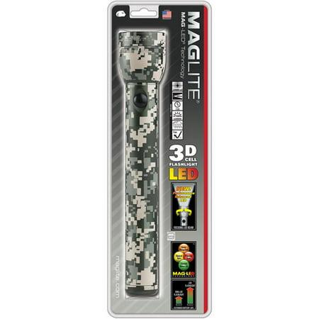 MAG Instrument Maglite LED 3D Flashlight