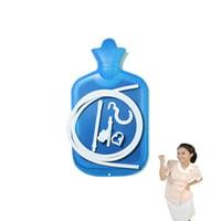 226ae83ee2dd Women Men Enema System Kit with Rubber Hot Water Bottle.