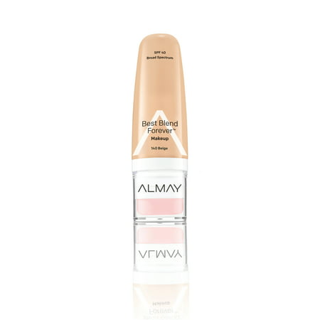 Almay Best Blend Forever Makeup, Beige, 1 fl oz