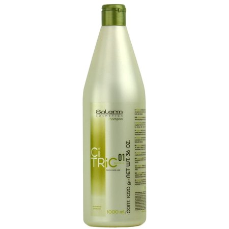 Salerm Citric Balance 01 Shampoo - Size : 36 oz /