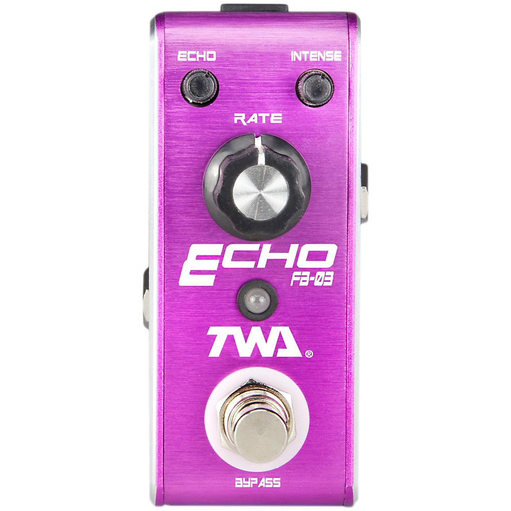 TWA Fly Boys Guitar Echo Pedal by TWA