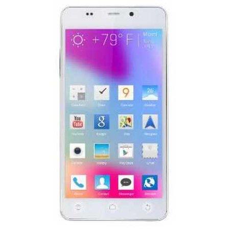Refurbished Blu Life Pure Mini Quad Band Unlocked (White) Cell Phone