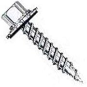 National Nail 278094 Post Frame Screw Galvanized .8 Sp - 1.5 In.