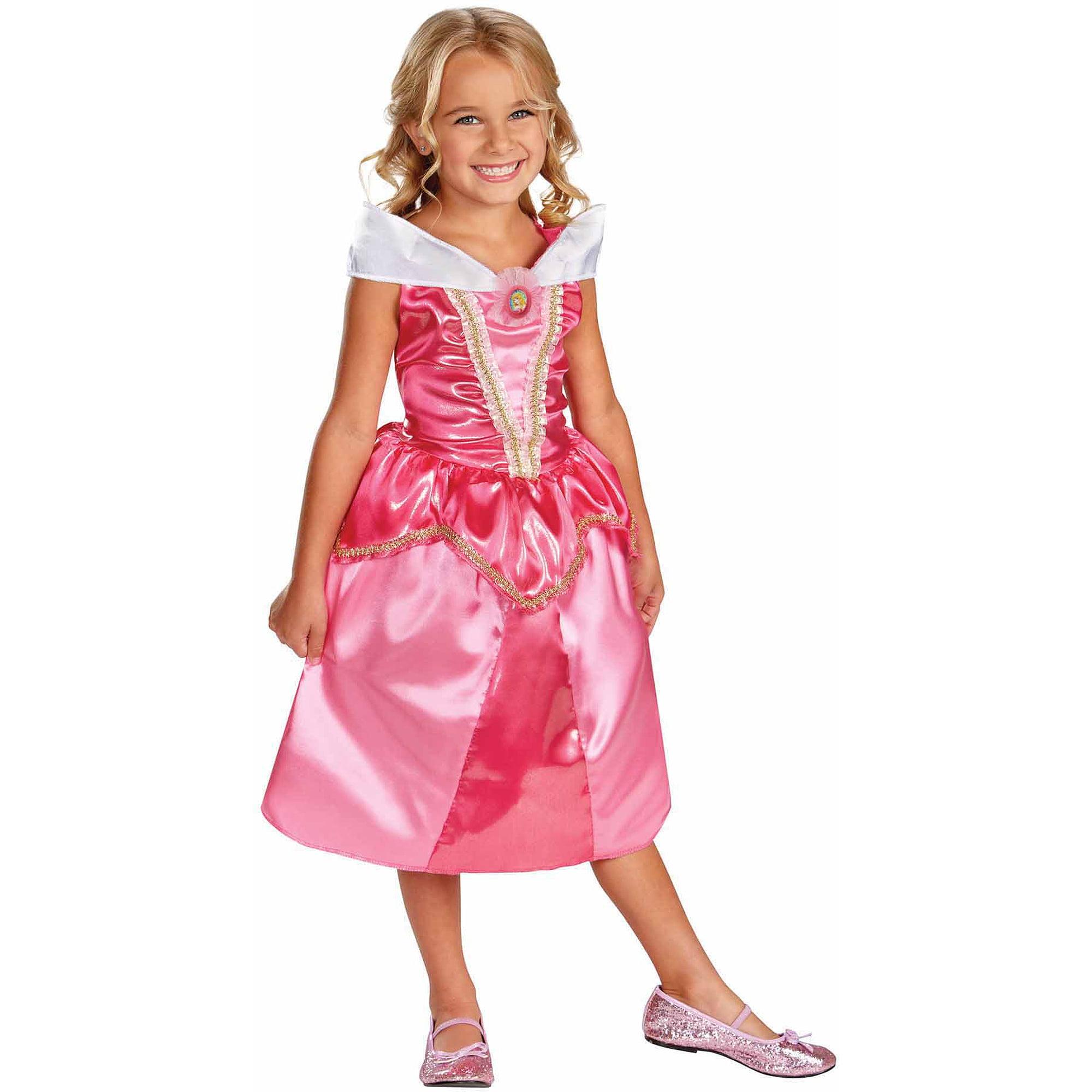 Aurora Sparkle Child Halloween Costume