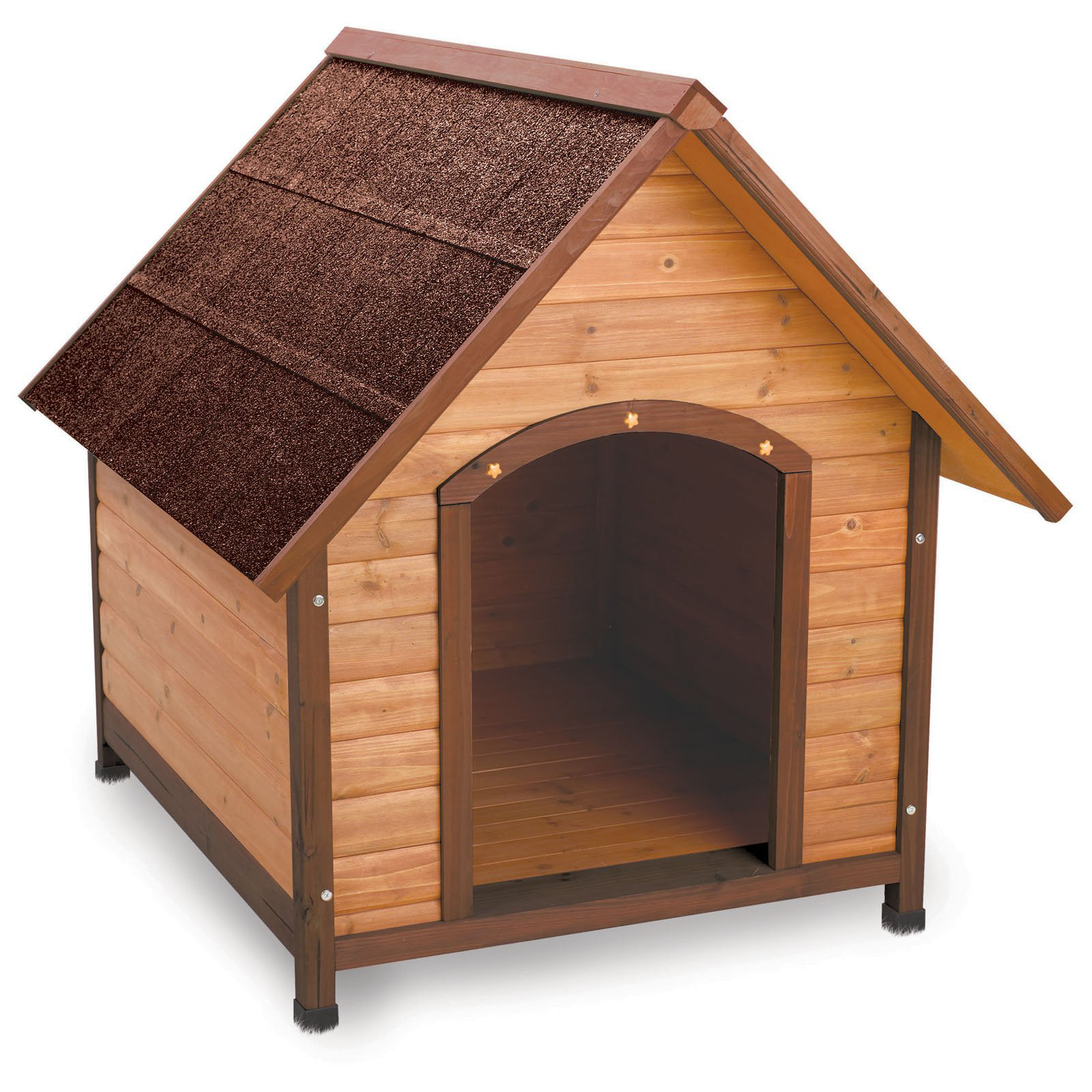 Ware Ultimate A-Frame Dog House with Door - Walmart.com
