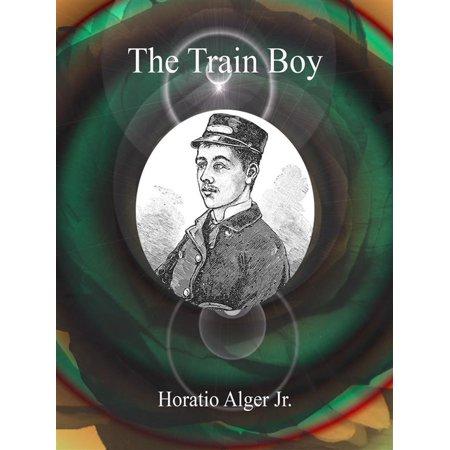 The Train Boy - eBook