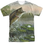 Wild Wings Summertime (Front Back Print) Mens Sublimation Shirt