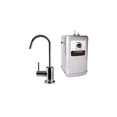 Mountain Plumbing Contemporary One Handle Single Hole Ins...