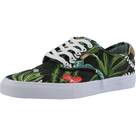 a3bfc7d86b Vans - Vans Men s Chima Ferguson Pro Aloha Black Ankle-High Fabric Fashion  Sneaker - 9M - Walmart.com