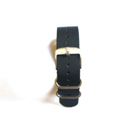 Genuine OEM FN.3900.26.2 Luminox 22mm Replacement Watch Strap Band - Black