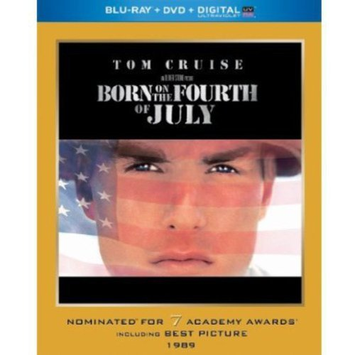 Born On The Fourth Of July (Blu-ray + DVD + HD Digital Copy) (With INSTAWATCH) (Widescreen)