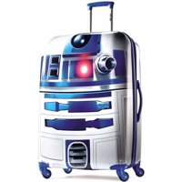 "American Tourister Star Wars R2D2 28"" Spinner Luggage"