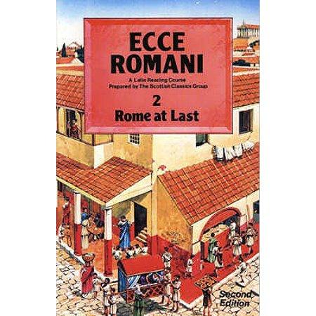 Ecce Romani : A Latin Reading Course Pupils' Book 2 (Rome at