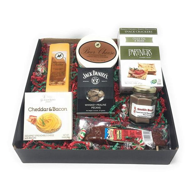 Man Cave Munchies, Gift Box