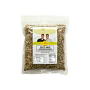 Sea Salt Roasted Pumpkin & Sunflower Seed Mix by Gerbs - 2 LBS - Top 12 Food Allergen Free & NON GMO - Vegan & Kosher