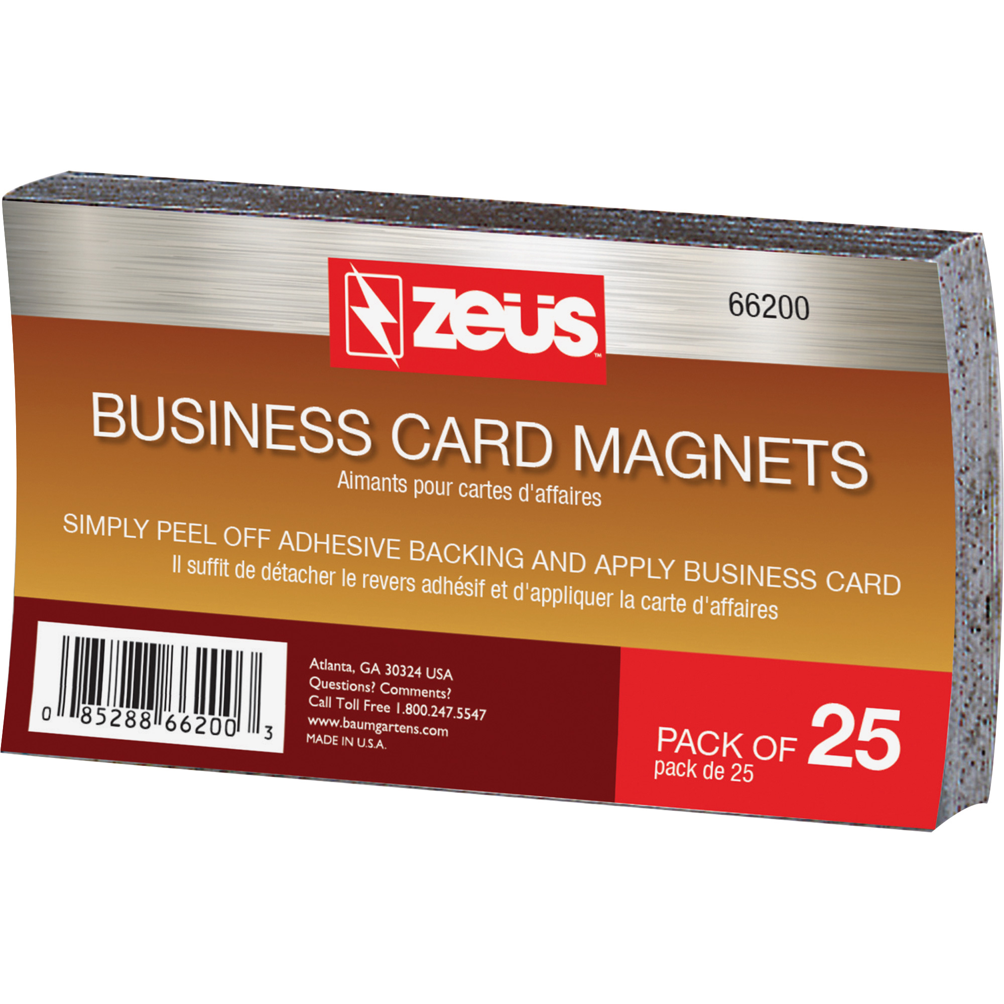 Baumgartens business card magnets walmart magicingreecefo Image collections