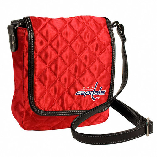 NHL - Washington Capitals Quilted Purse