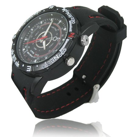 Spytec Water-Resistant 720p HD Video Watch With 8 GB Internal Memory &120 Minutes Battery Life (Watch Halloween 1978 Hd)