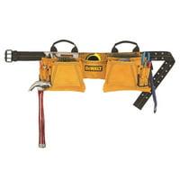 Dewalt-DG5372 12 Pocket Carpenter's Suede Apron