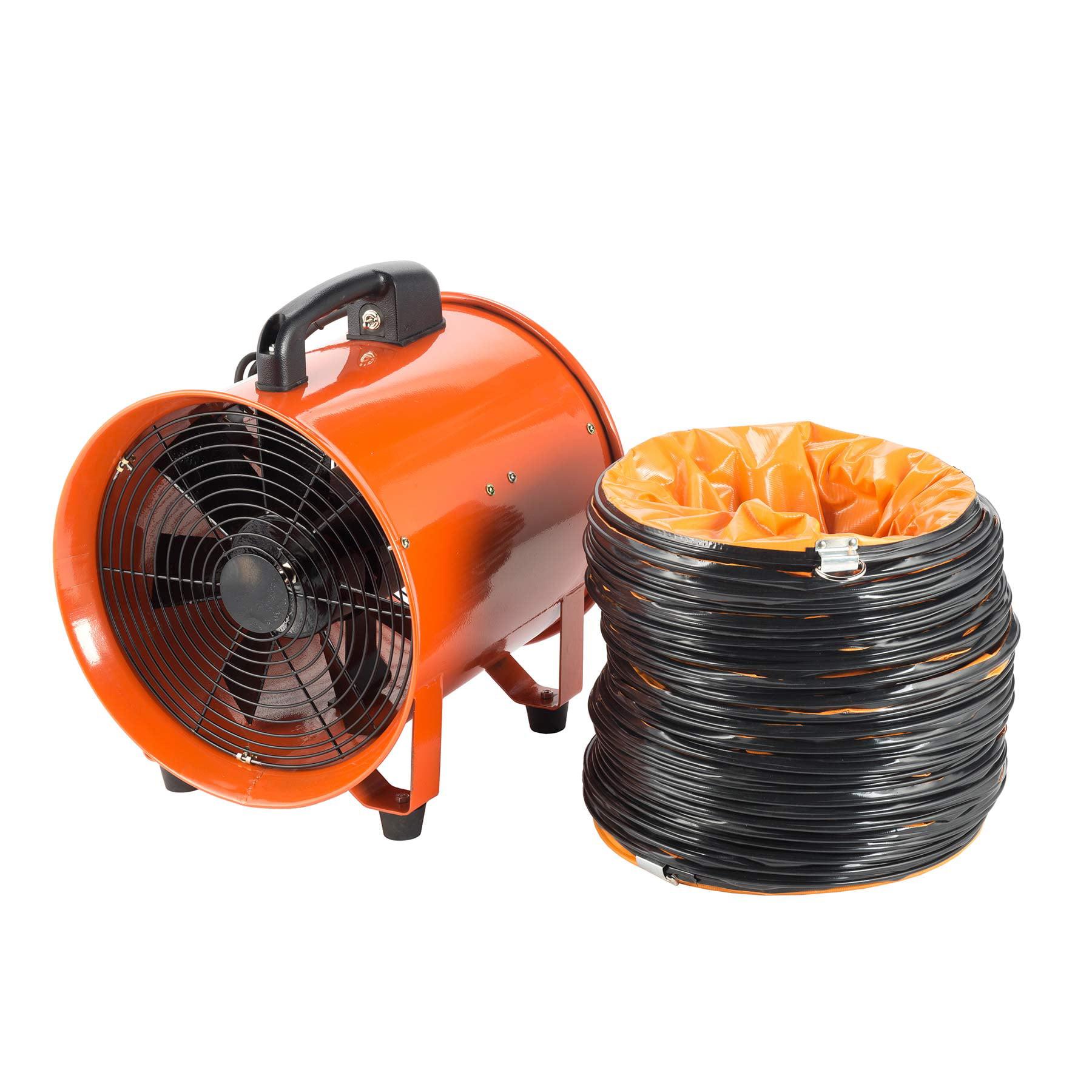 12 Inch 0.7HP 2295 CFM 2800 RPM Extractor Fan Blower