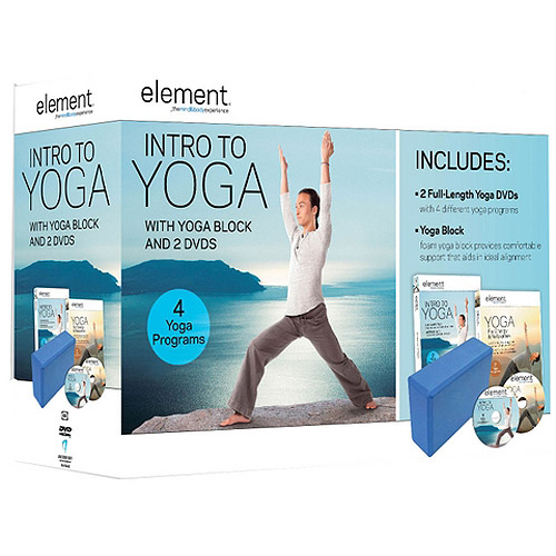 Element: Intro To Yoga Kit (With Yoga Block)