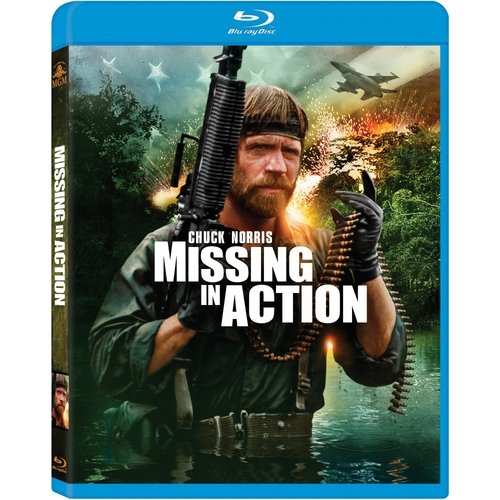 Missing In Action (Blu-ray) (Widescreen)