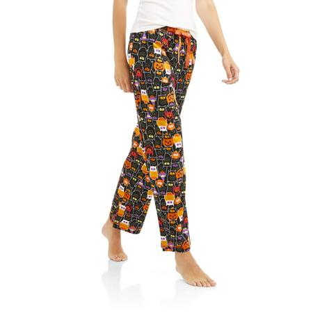 Unbranded women's pajama halloween jersey sleep pants (sizes s-3x)