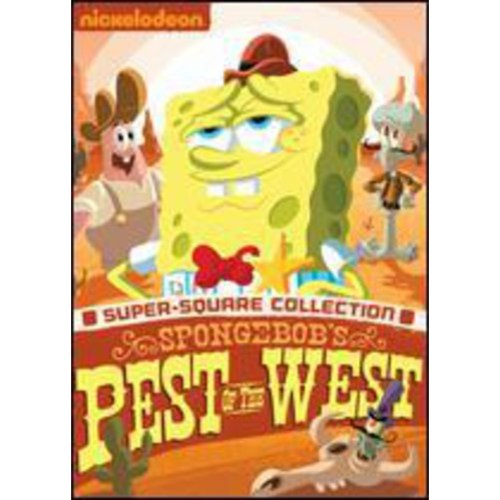 SpongeBob SquarePants: Pest Of The West (Super Square Collection) (Full Frame)