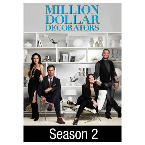 Million Dollar Decorators: Partners In Pink (Season 2: Ep. 2) (2012)