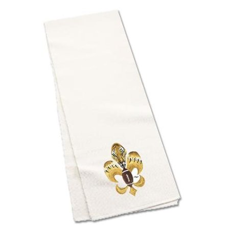 (Carolines Treasures 8205TR60 60 in. Fleur De Lis Tiger Football Table Runner)