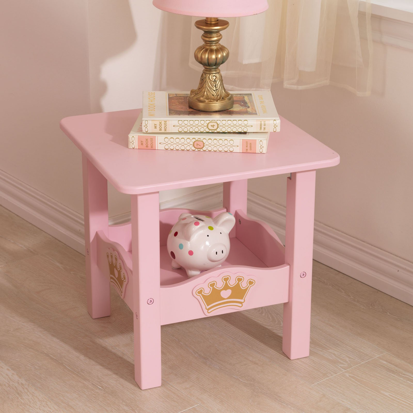 KidKraft Princess Daybed Side Table