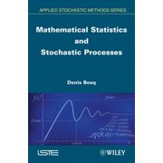 Mathematical Statistics and Stochastic Processes - eBook