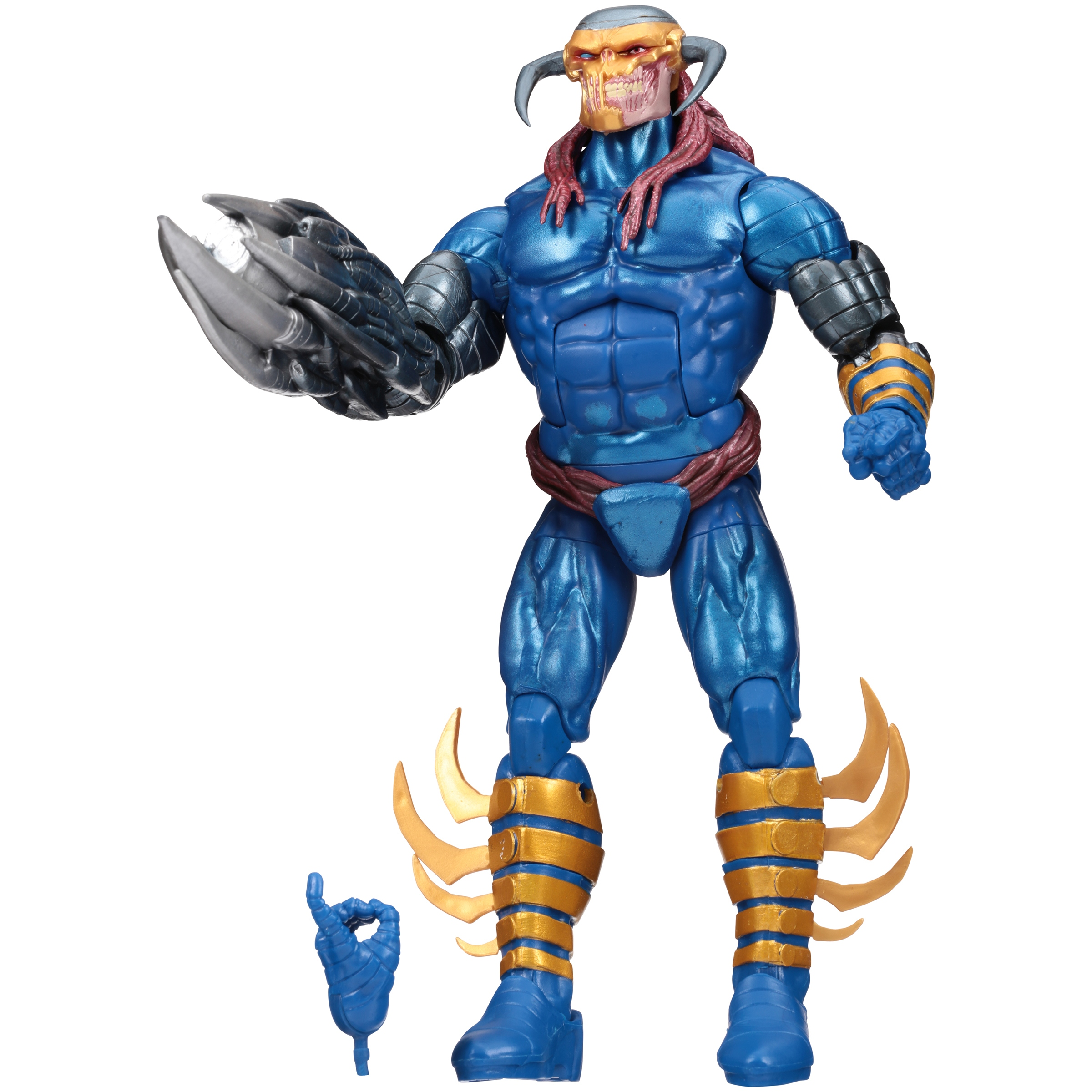 Hasbro Marvel Guardians of the Galaxy Legends Series Marvel's Death's Head II Action Figure