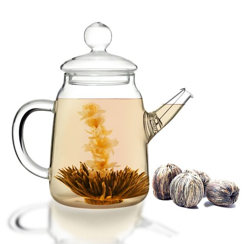 Tea Beyond 2 Piece 0.5-qt. Blooming Teapot