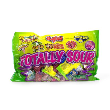 Mayfair totalement Sour Mix (. 27 oz) - (Mix comprend- Sour Patch Kids Smarties Sour Ogives Cry Baby gomme extra Sour  Tiger